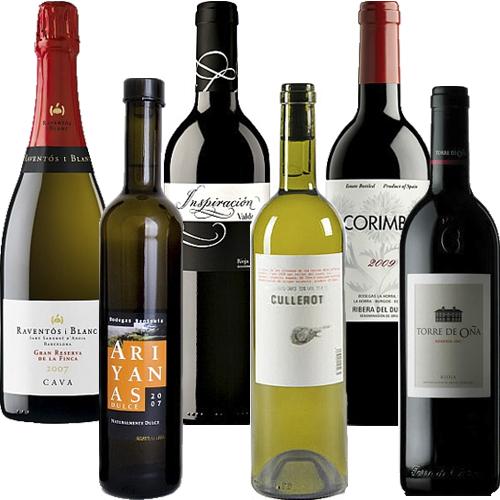 Selección del Club de vinos Verema.com - Diciembre 2011