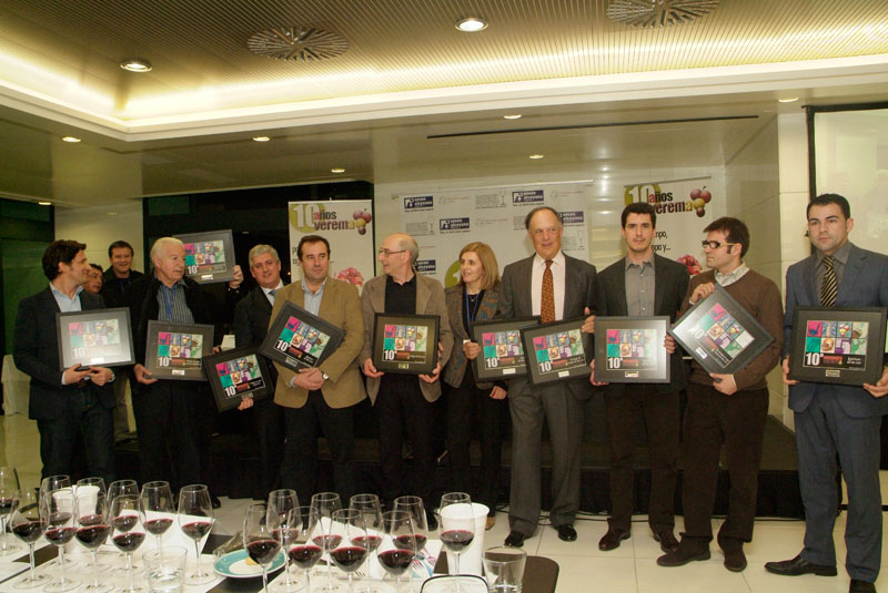 Premios Verema 2012