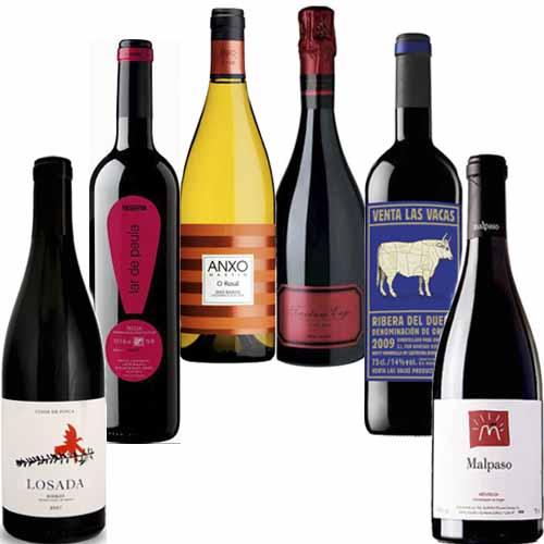 Selección Club de Vinos Febrero 2012