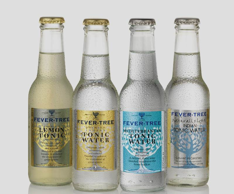 tonica fever tree gintonic
