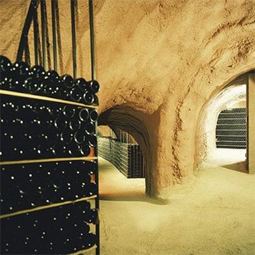 Cueva para almacenar vino