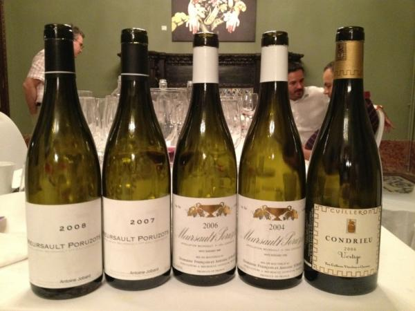 vinos blancos borgoña Jobard