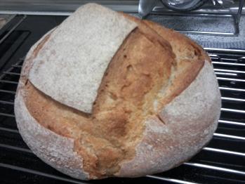 Pan con centeno integral y cerveza