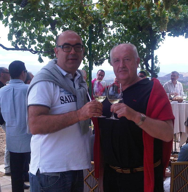 Marques riscal aula vino