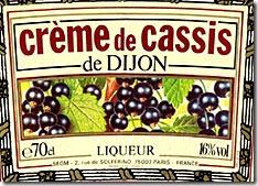 Cassis Dijon