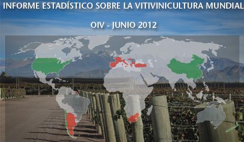 Informe coyuntura mundial OIV 2012