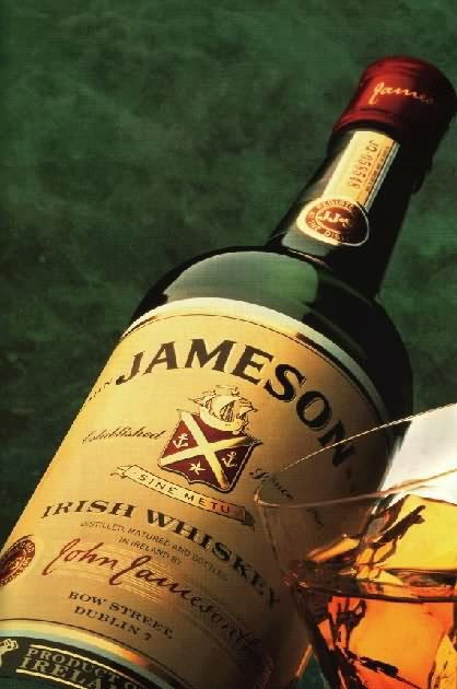 Botella Jameson