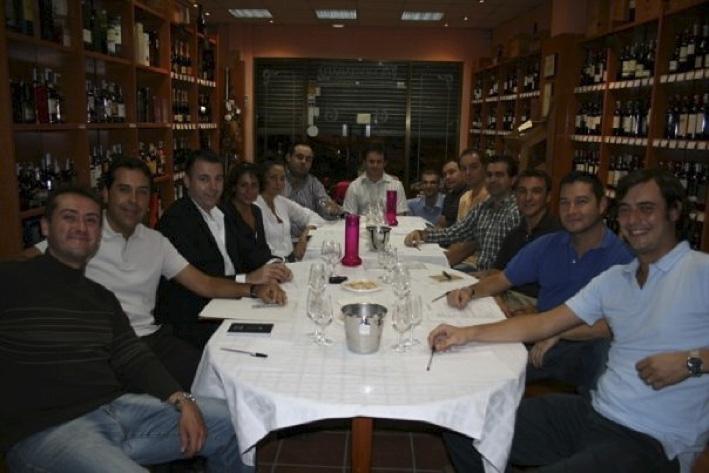 Primera quedada del Grupo de Catas Valencia