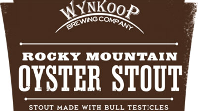 logo Rocky Mountain Oyster Stout