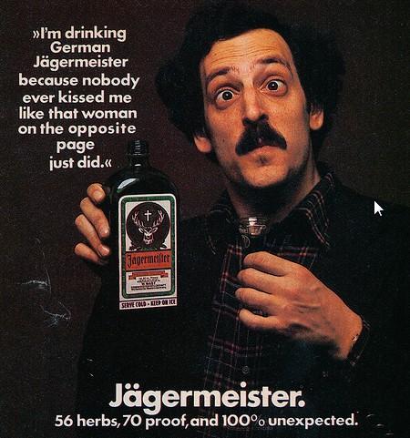 anuncio Jägermeister