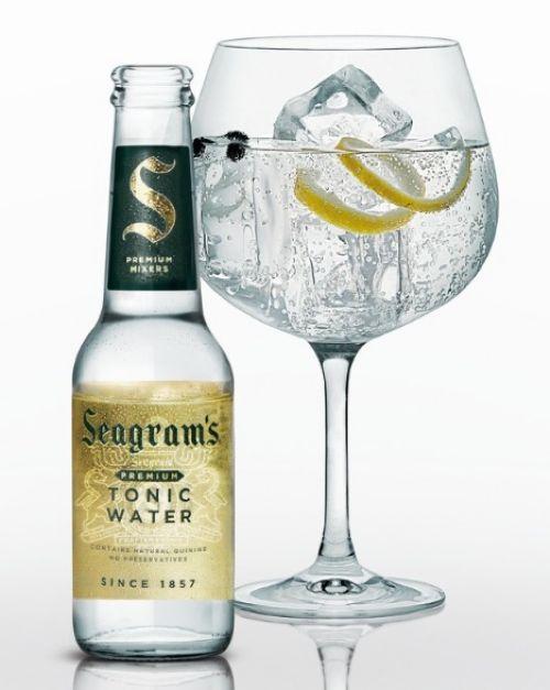 Tónica Seagrams