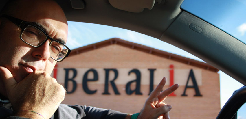 Bodega Liberalia. Aurelio Gómez-Miranda.