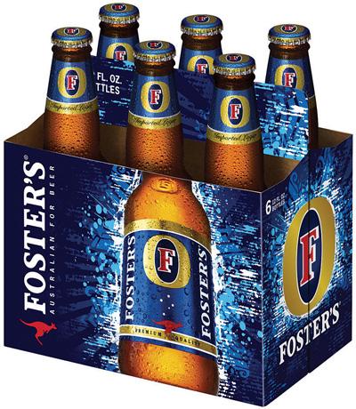 Cerveza Fosters