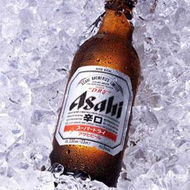Cerveza Asahi