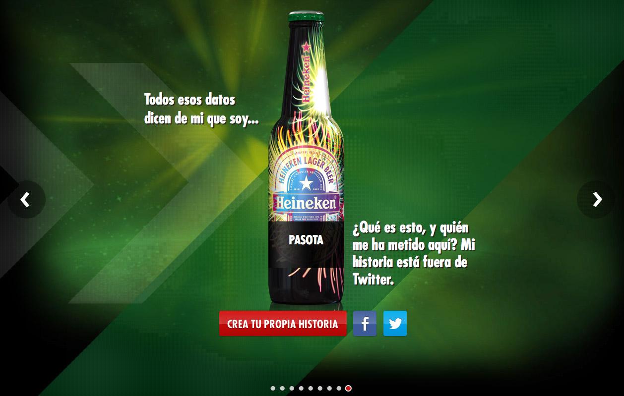 Your Heineken, Your Story