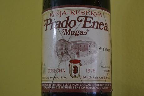 Rioja Prado Enea