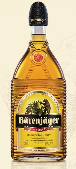 Licor de miel Bärenjäger