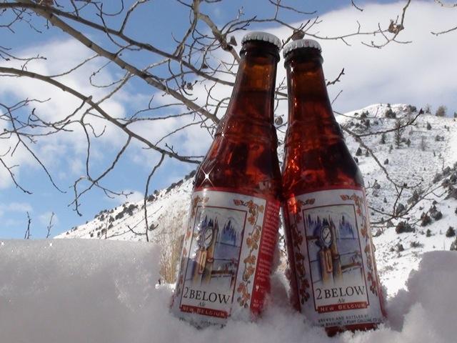 Cerveza Ale belga para el invierno