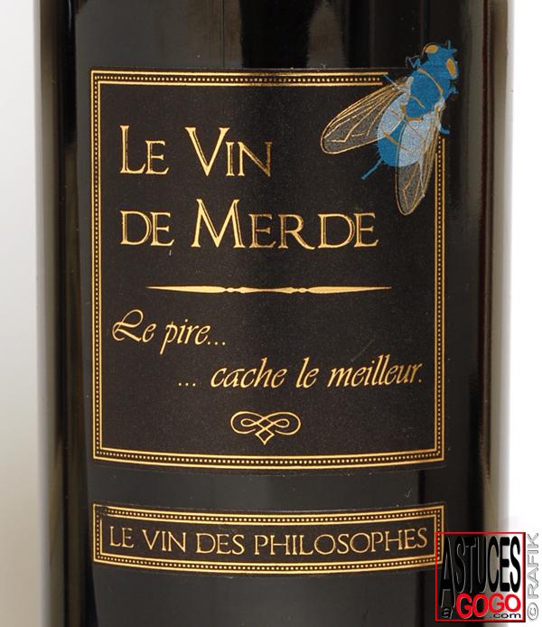 El vino de Mierda de Jean-Marc Speziale