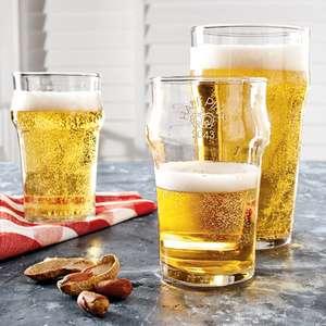 Vaso de cerveza Pinta Británica