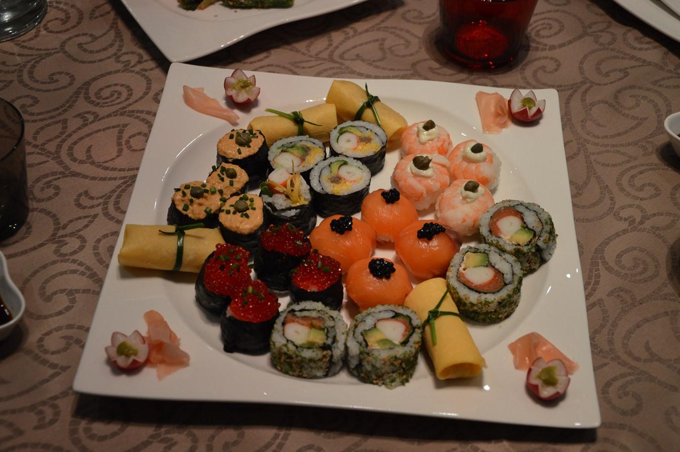 Curso de cocina japonesa y cena - Curso cocina japonesa ...