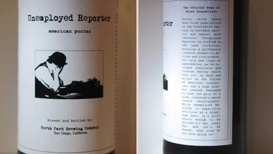 Unemployed Reporter Porter