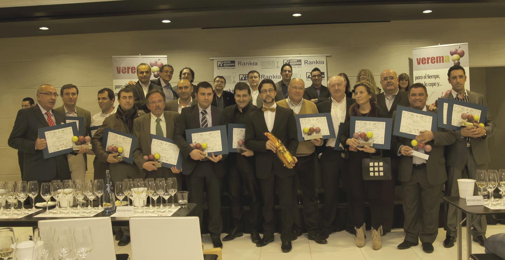 Premiados Verema 2011