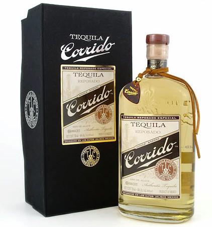 Tequila Corrido Reposado