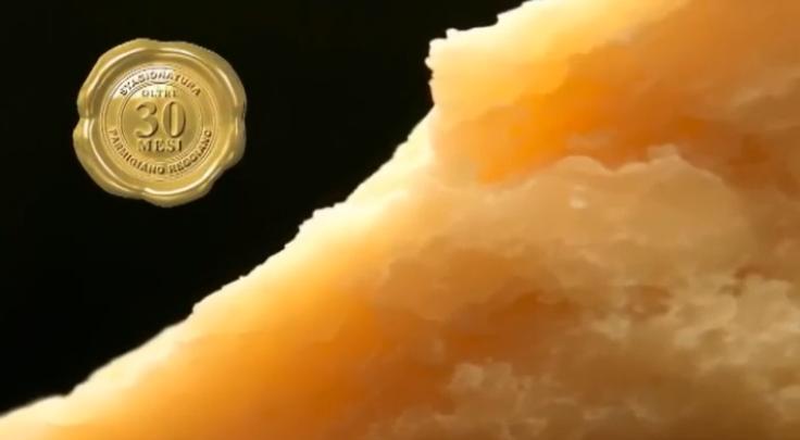 Sello Oro Parmesano