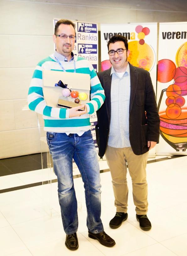 Premios Foreros Eugenio Saenz y Dani Cervera