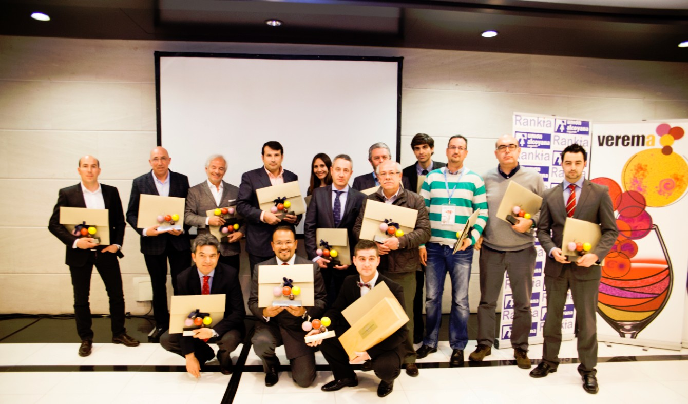 Ganadores Premios Verema y Foreros 2012