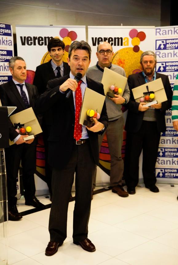 Premios Verema González Byass