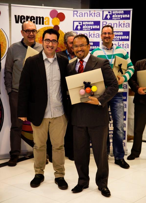 Premios Verema Mario Navarro y Dani Cervera