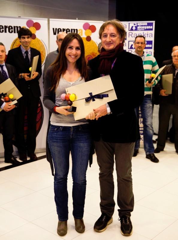 Premios Verema Clara Espí y León Grau