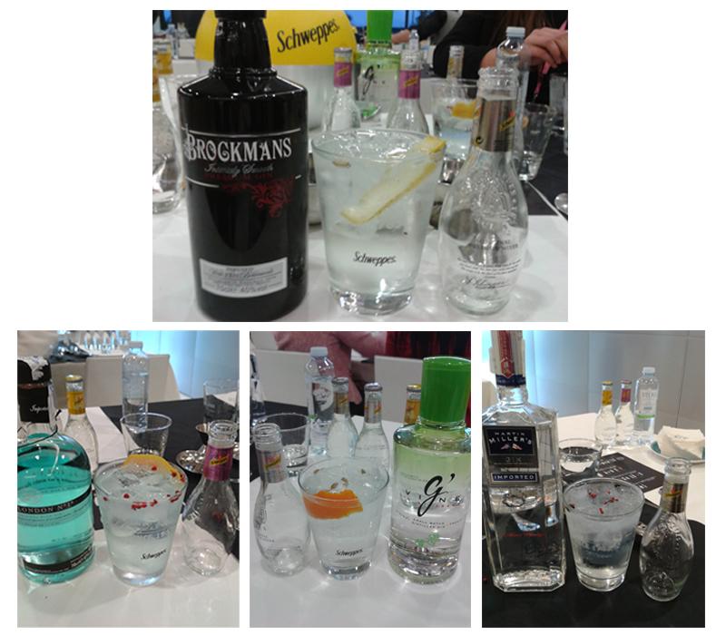 Gin Tonics perfectos en el Taller de Destilados del 12º Encuentro Verema
