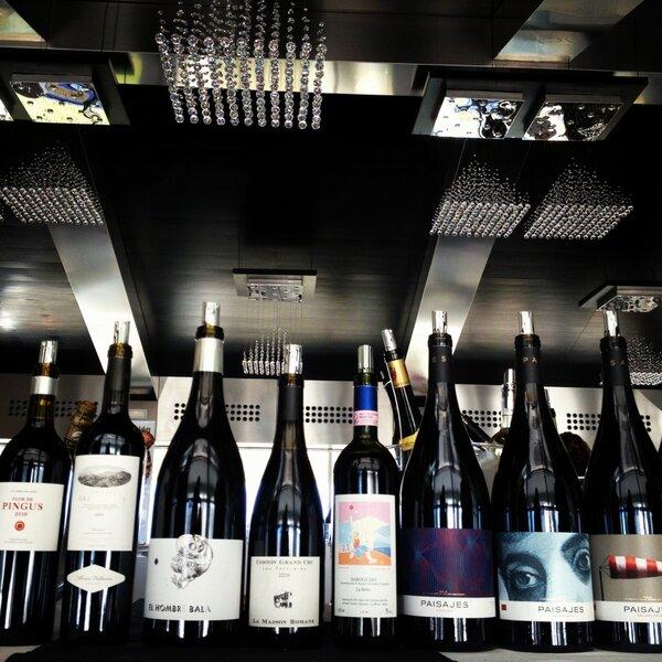 Selcción de vinos