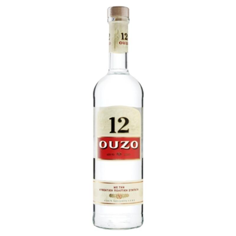 Licor Ouzo
