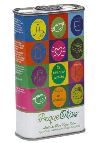 Aceite para niños, Pequeoliva