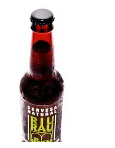Cerveza Riu Rau