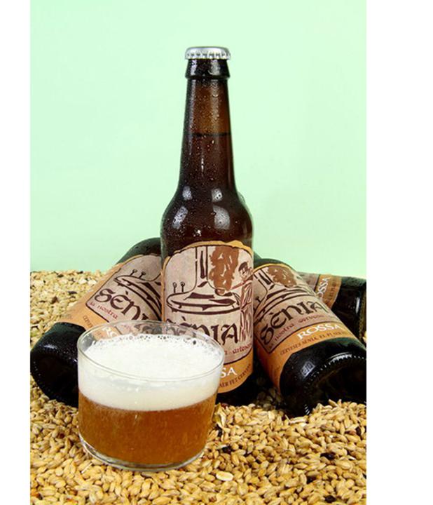 Cerveza Senia Tostà