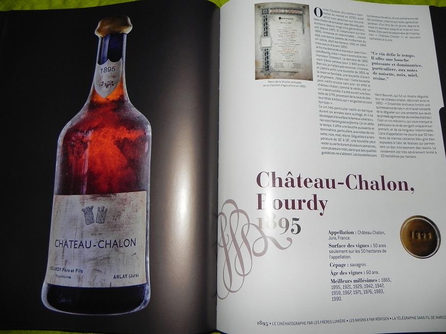 Chateau Chalon 1895