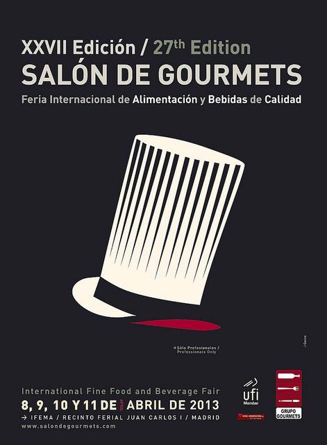 XXVII_Salón_Gourmets_cartel