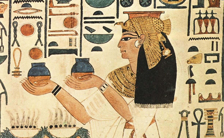 Dios egipcio de la Agricultura
