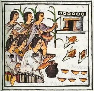 Antiguos Babilonios elaboración cerveza