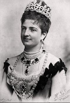 La reina Margherita de Savoia