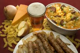 cerveza y apetito
