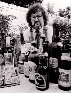 Michael Jackson autor y critico de cerveza