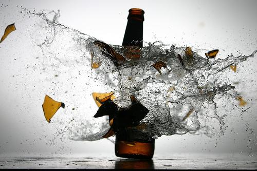 La cerveza puede explotar