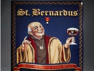 Poster de la-cerveza de Abadía St. Bernardus