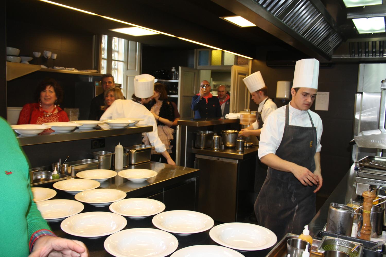Joan_Roca_Cocina_Peña_Gastronómica_Los_Restauranteros_Can_Roca_BloG-M_Aurelio_Gómez-Miranda_Visita_1